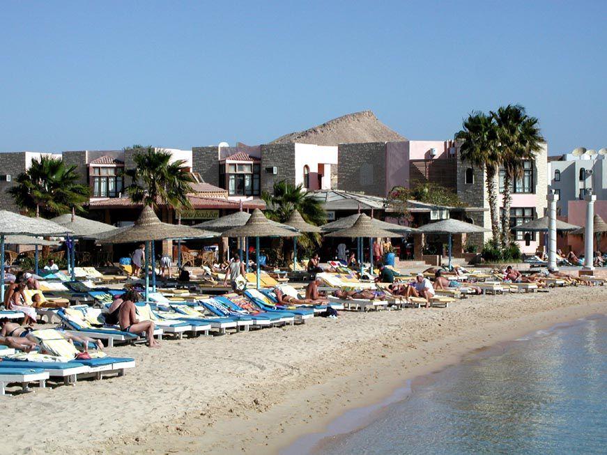 Strand des Al Mashrabia