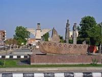 Assuan, Denkmal