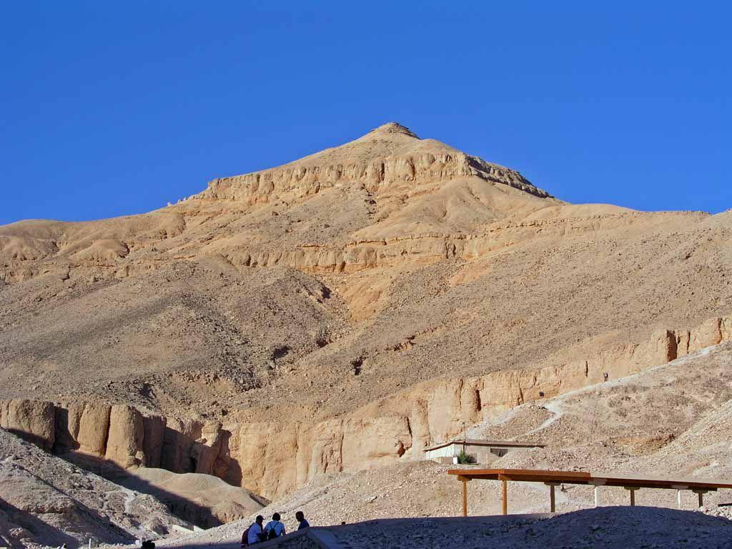 Luxor, im Tal der Könige