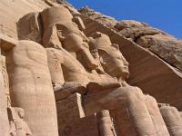 Abu Simbel, Felsentempel des Ramses II.