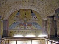 Luxor, im Grab des Pharao Setnakht / Tausert