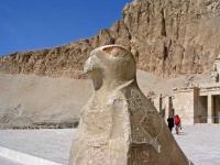 Luxor, Tempel der Hatschepsut