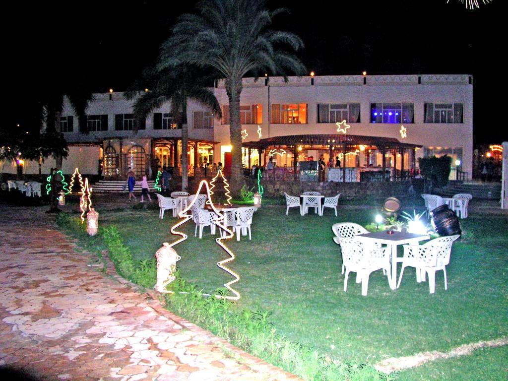 Hurghada, Hotel Aladdin Beach, Hotelanlage