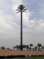 Hurghada, Mast für Mobilfunksender