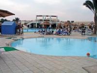 Hurghada, Hotel Aladdin Beach, Pool