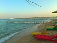 Hurghada, Hotel Aladdin Beach, Strand