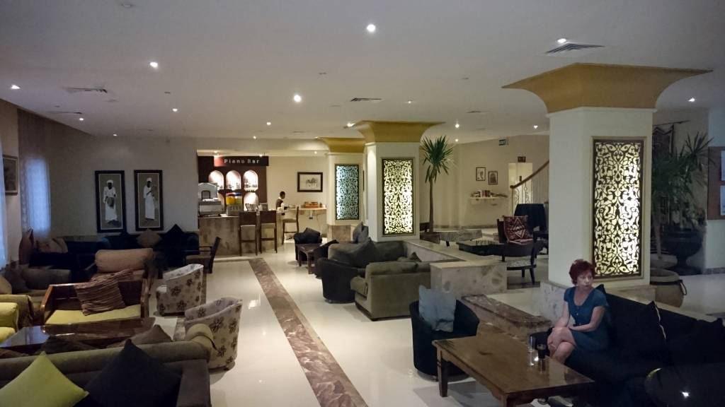 Marsa Alam, Aurora Bay Resort, Lobby