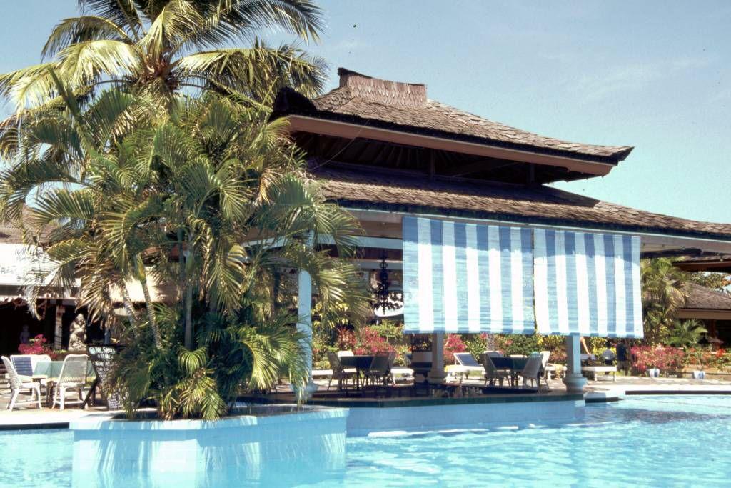 Rama Beach Cottages, Hotelanlage