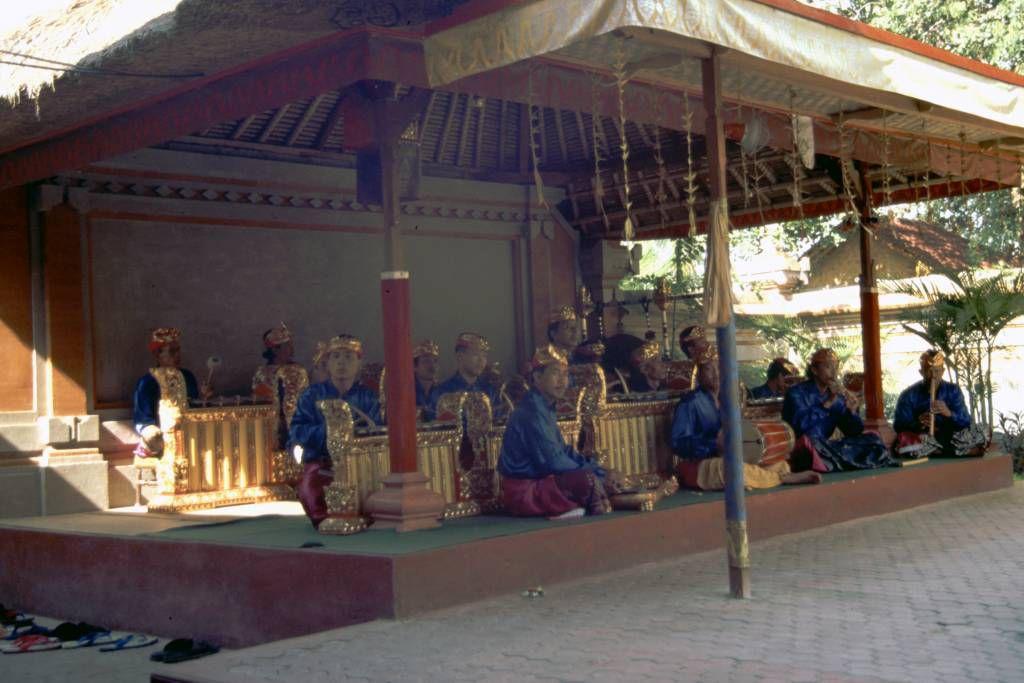 Sanur, Gamelan Orchester