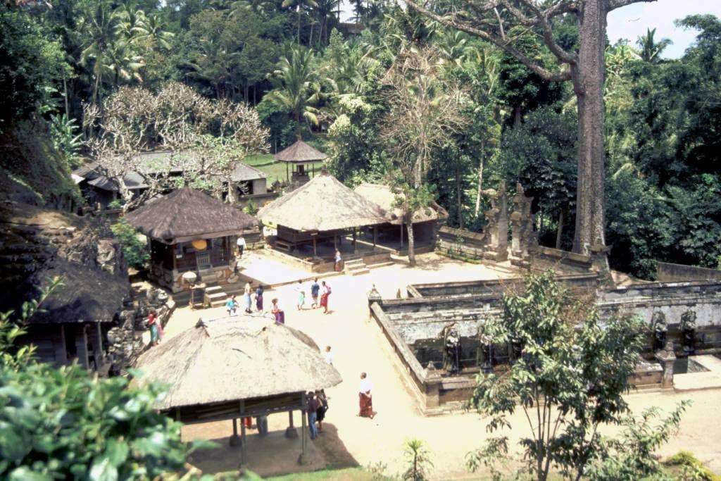 Goa Gajah, Elefantenhöhle