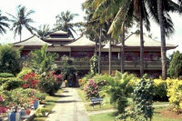 Rama Beach Cottages, Hotelanlage