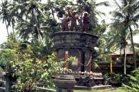 Bali, Denkmal