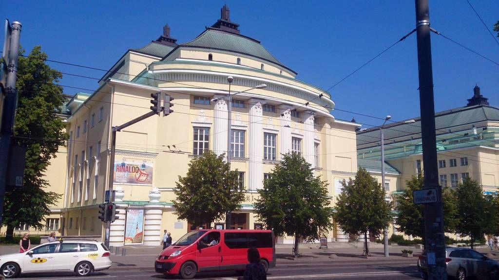 Tallinn, Oper