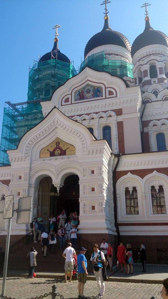 Tallinn, Aleksander Nevski Kathedrale