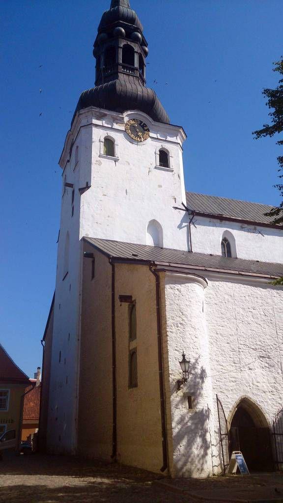 Tallinn, Dom
