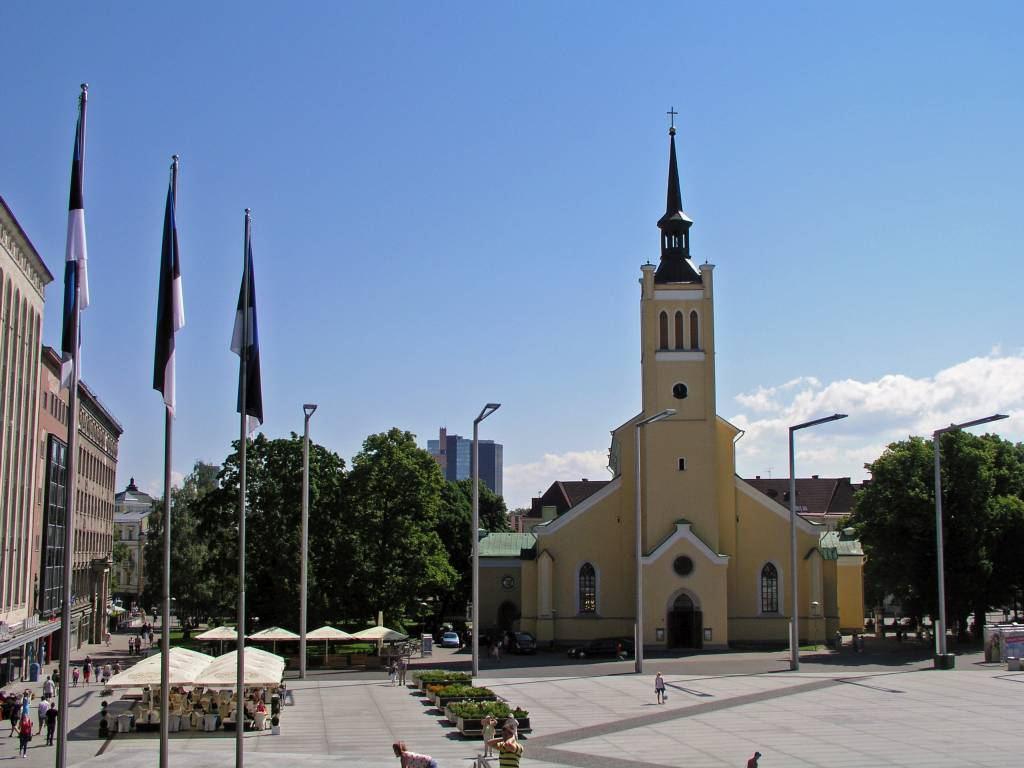 Tallinn, Johanniskirche