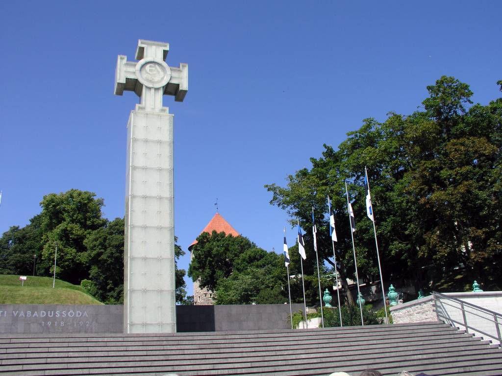 Tallinn, Denkmal für den Unabhängigkeitskrieg