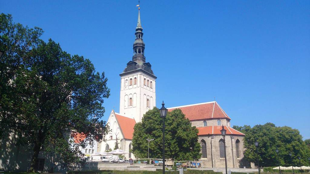 Tallinn, Sankt Michaels Kirche