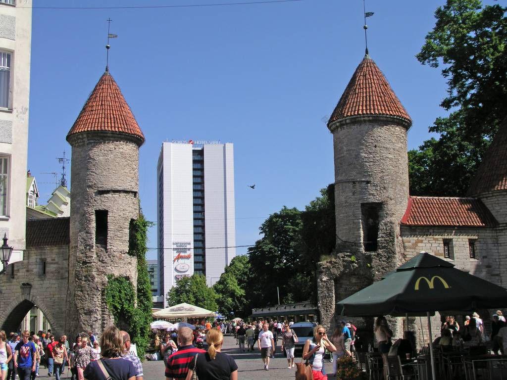 Tallinn, Lehmpforte