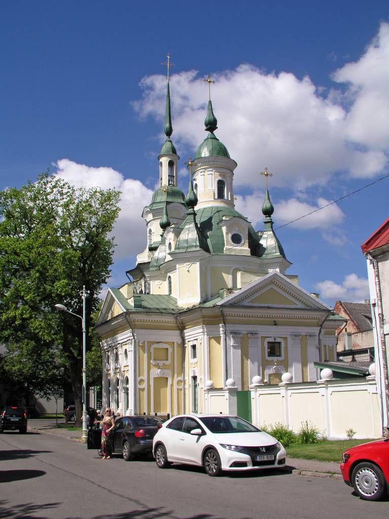 Pärnu, Kathedrale