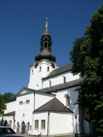 Tallinn, Blick auf den Dom