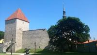 Tallinn, Komandandi Garden