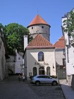 Tallinn, Grillhaus Daube
