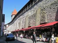 Tallinn, Hellemann Turm und Stadtmauer