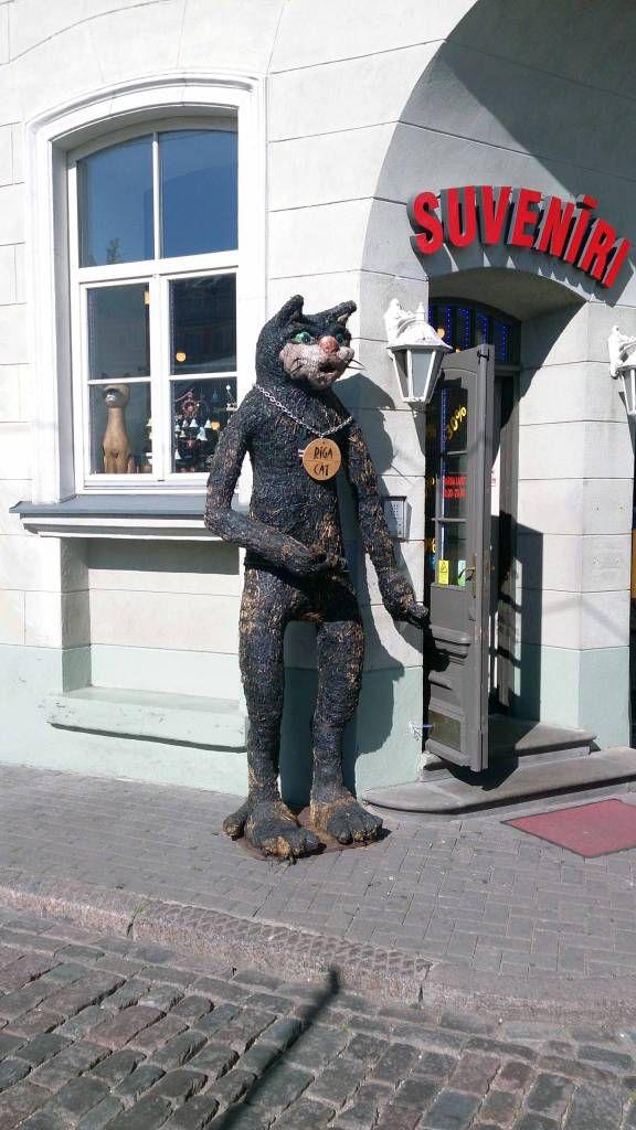 Riga, Souvenirgeschäft