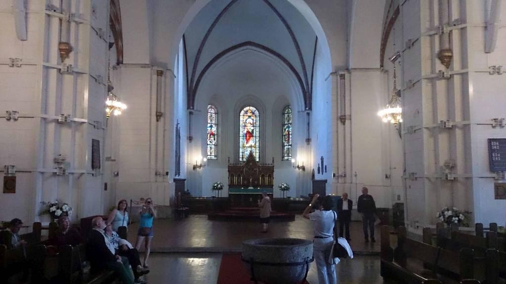 Riga, im Dom