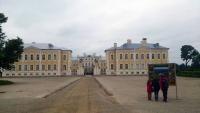 Rundale, Schloss