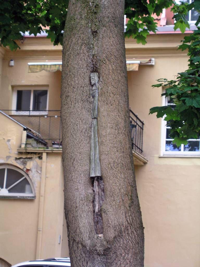 Vilnius, Kunstwerk