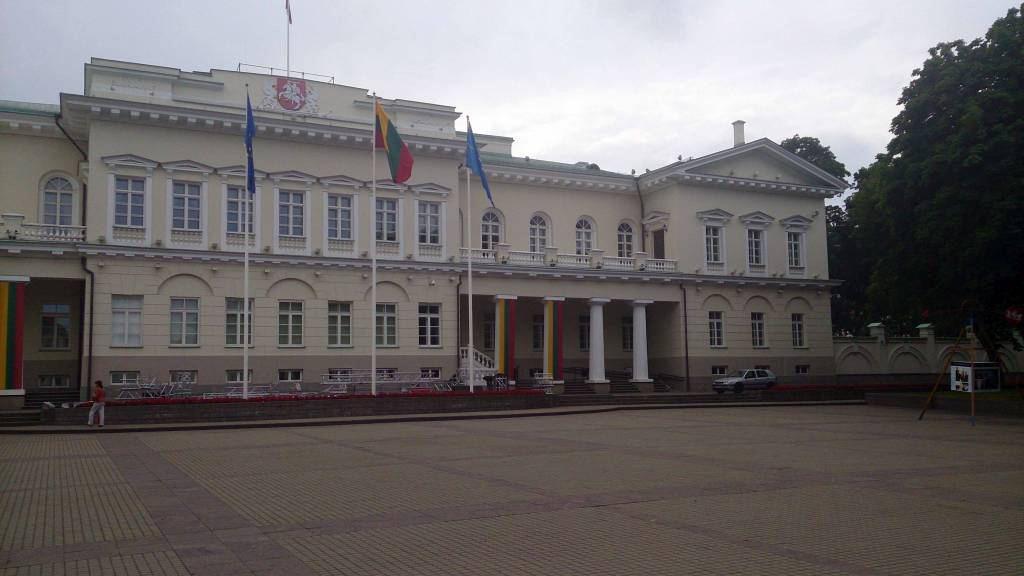 Vilnius, Schloss