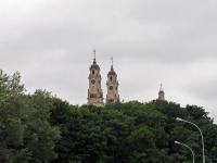Vilnius, Blick auf die Himmelfahrtskirche