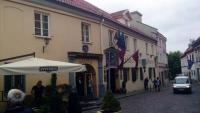 Vilnius, Straßenszene