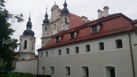 Vilnius, St. Michael Kirche
