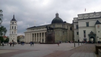 Vilnius, St. Stanislaus Kathedrale