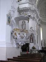 Vilnius, St. Peter und Paul Kirche