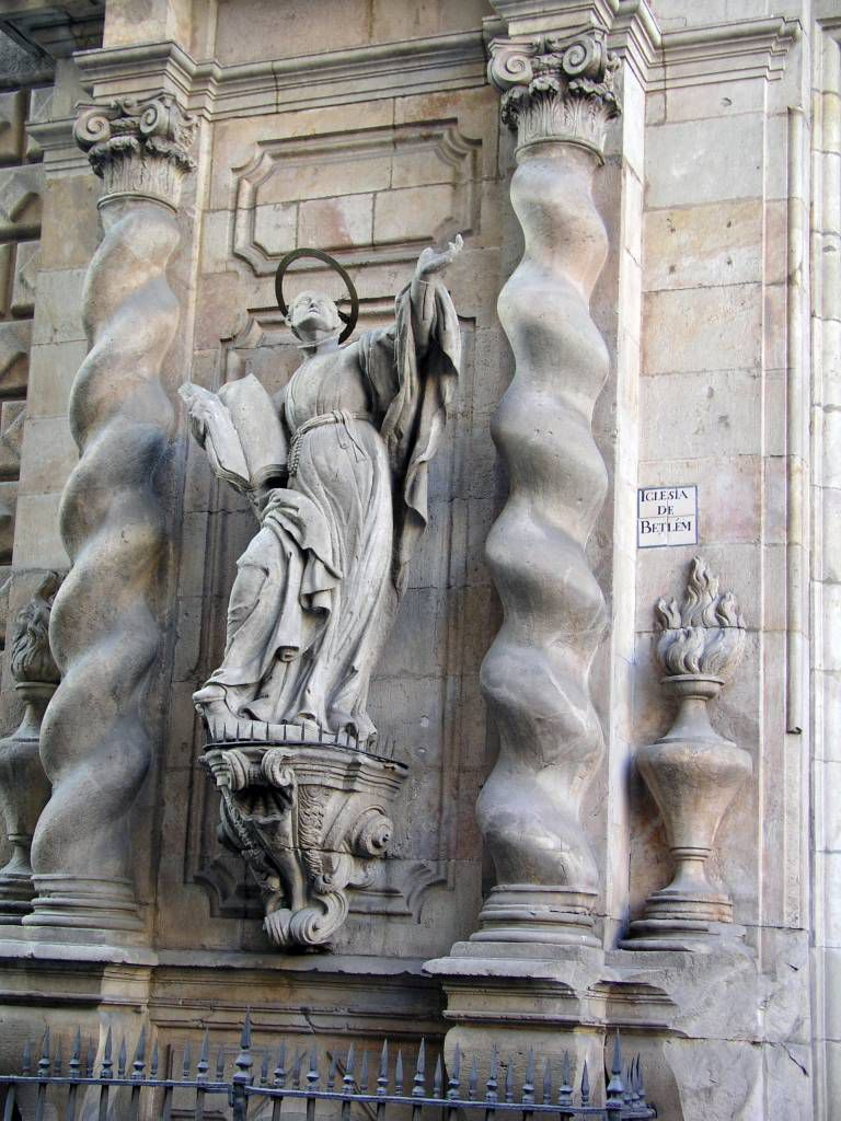 Barcelona, Iglesia de Betlem