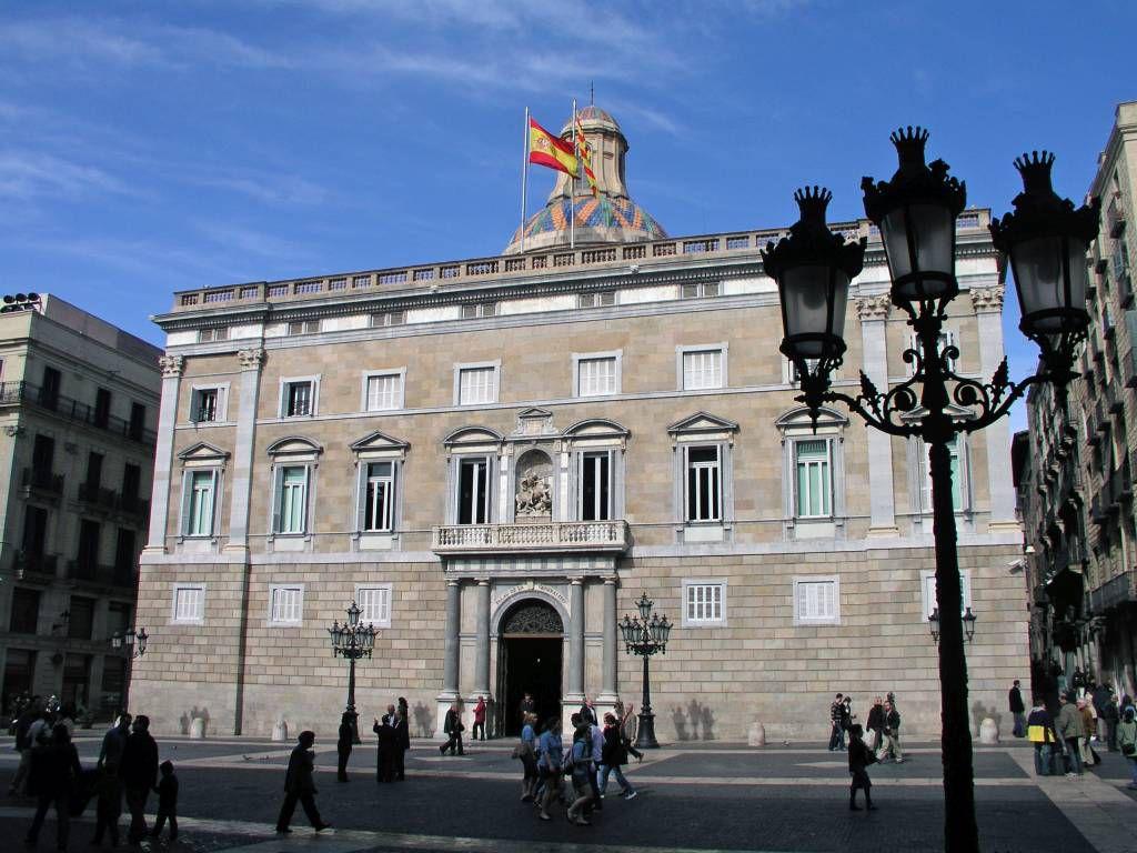 Barcelona, Palau de la Generalitat