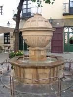 """Barcelona, im Freilichtmuseum """"Spanisches Dorf"""""""