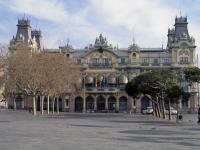 Barcelona, Hafenkommandantur