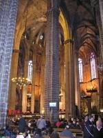 Barcelona, Kathedrale von Barcelona