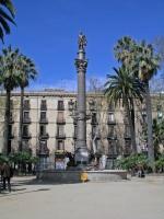 Barcelona, Plaça del Duc de Medinaceli