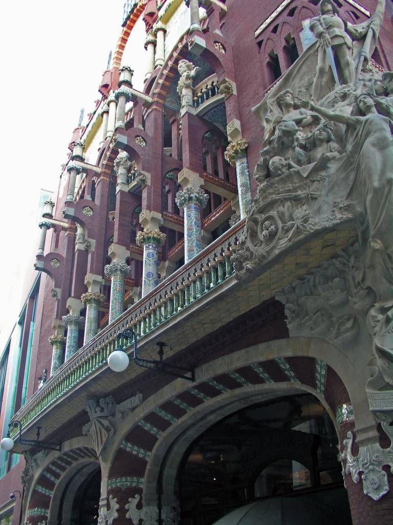 Barcelona, Palau de la Música Catalana