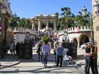 Barcelona, Park Güell