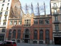 Barcelona, Fundació Antoni Tàpies