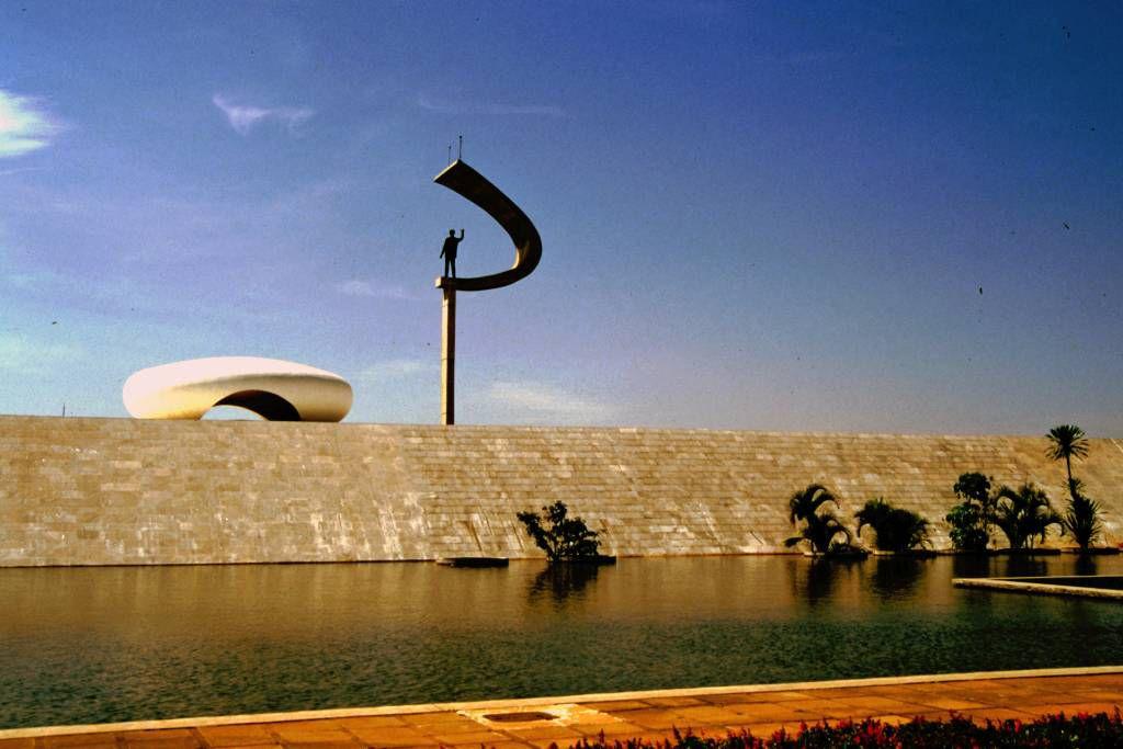 Brasilia, Kubitschek Mausoleum