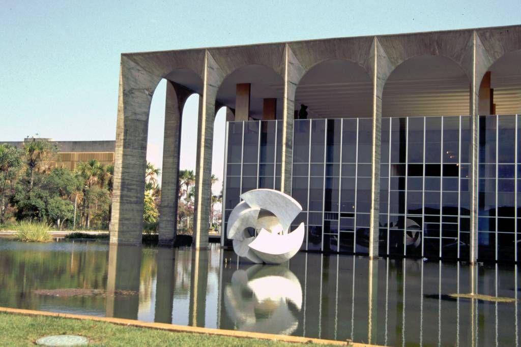 Brasilia, Außenministerium