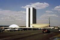Brasilia, Parlament und Abgeordnetenhaus